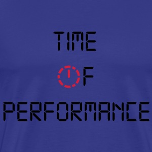 games : time of performance - T-shirt Premium Homme