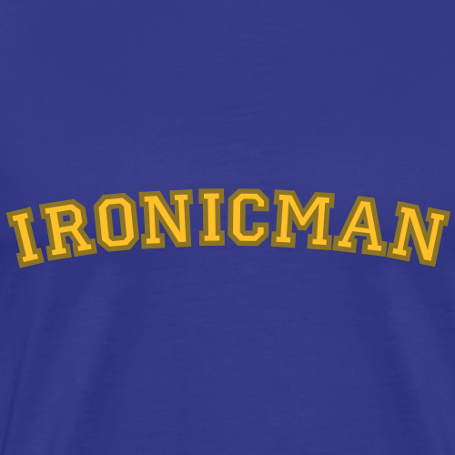 Ironicman Gold