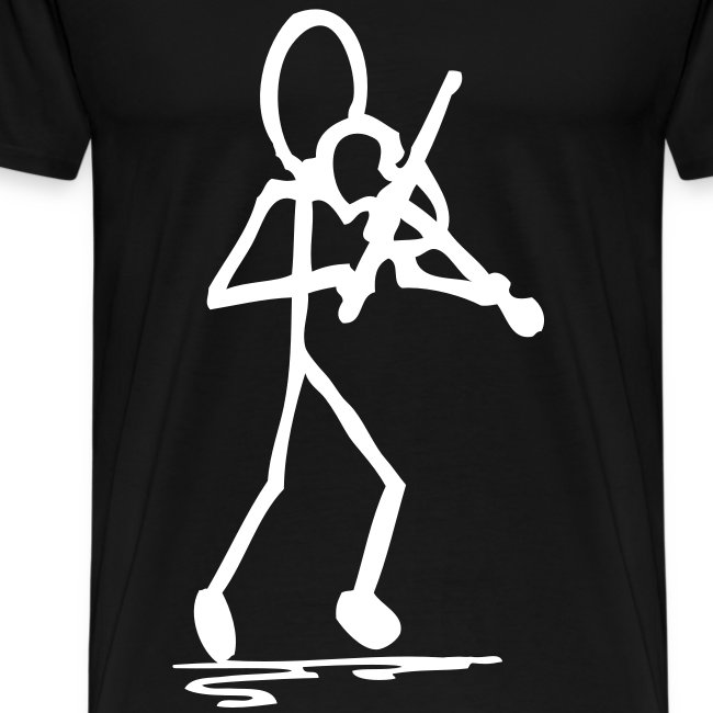 Fiddler's Stickman Tshirt