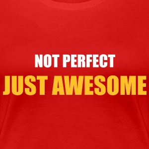 awesome T-shirts - Dame premium T-shirt