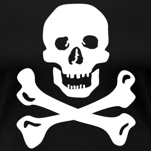 Pirate - Women's Premium T-Shirt