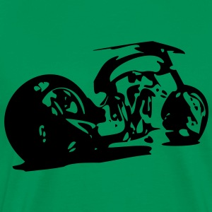 Custombike - Männer Premium T-Shirt