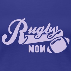 Rugby MOM T-Shirt FB
