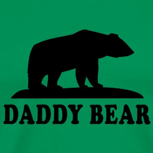 DADDY BEAR T-Shirt BO - Herre premium T-shirt