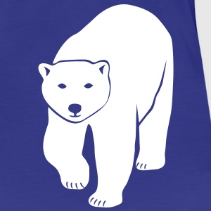 eisbär polar bear ice knut klimawandel eis nordpol bär stop global warming CO2 T-Shirts - Frauen Premium T-Shirt