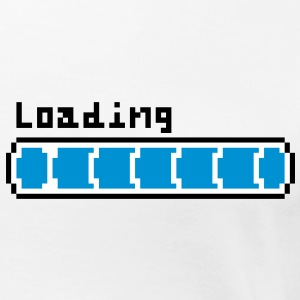 Loading (apple) - T-shirt Premium Femme