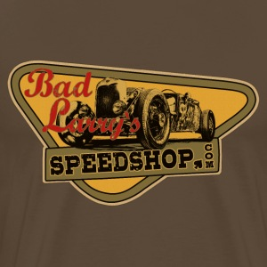 Bad Larry`s Speedshop Nr1 gold - Männer Premium T-Shirt