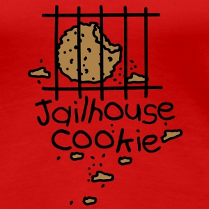 Jailhouse cookie T-Shirts - Frauen Premium T-Shirt