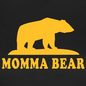 MOMMA BEAR T-Shirt YB - Vrouwen T-shirt