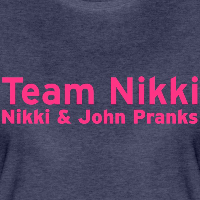 Team Nikki!