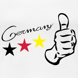 germany T-Shirts - Frauen Premium T-Shirt