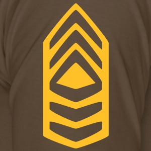 Military Insignia Badge Tee shirts - T-shirt Premium Homme