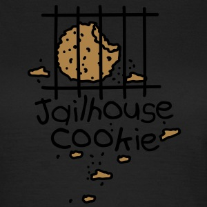 Jailhouse cookie T-shirts - Dame-T-shirt