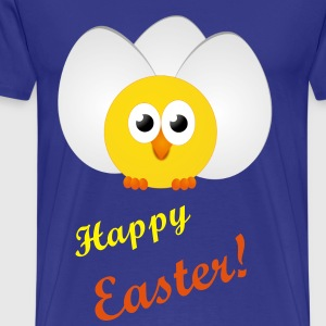 Happy Ester - Premium-T-shirt herr