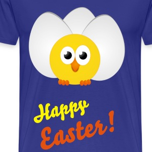 Happy Easter! - Premium-T-shirt herr
