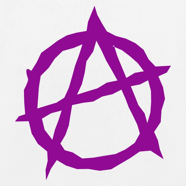 Øko, anarki, skinnende tryk