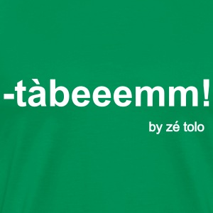 Zé Tolo tribute - Men's Premium T-Shirt