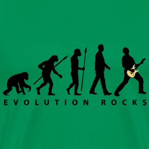 evolution_rocks_032012_c_2c T-Shirts - Men's Premium T-Shirt