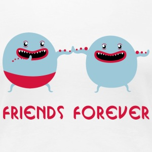 friends_forever T-Shirts - Women's Premium T-Shirt