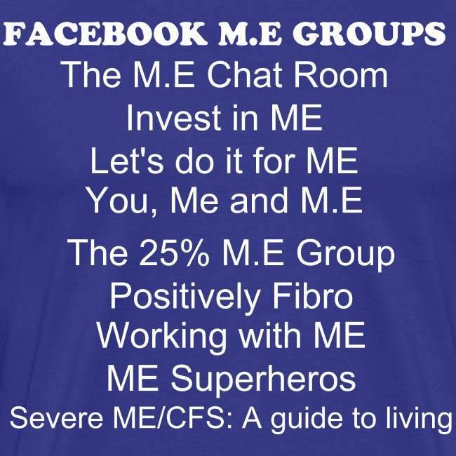 FACEBOOK M.E CHAT ROOMS