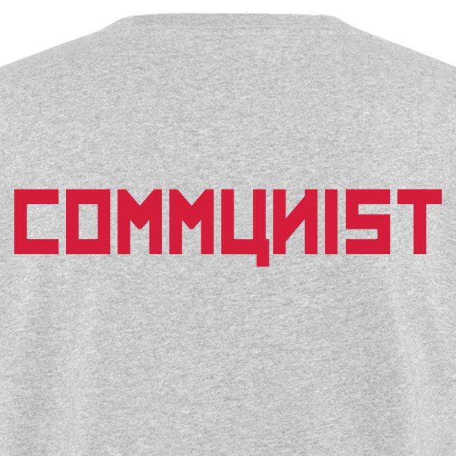 Klimaneutral, communist ryg-tryk