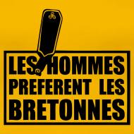 Motif ~ Les Hommes préfèrent les Bretonnes