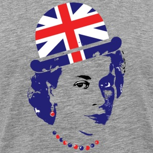 Gawd save the Queen T-Shirts - Men's Premium T-Shirt