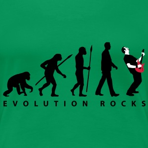 evolution_rocks_032012_m_3c T-Shirts - Women's Premium T-Shirt