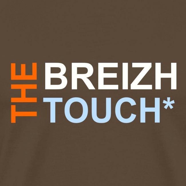BREHAT HOMME - A MARRON - THE BREIZH TOUCH*