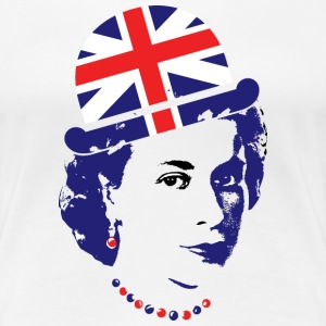 Gawd save the Queen T-Shirts - Women's Premium T-Shirt