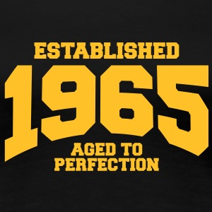 aged to perfection established 1965 (it) T-shirt - Maglietta Premium da donna