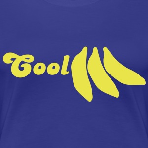 cool bananas T-Shirts - Women's Premium T-Shirt