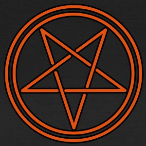 gothic pentagram T-Shirts - Frauen T-Shirt