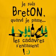 Motif ~ Le Breton passe les cadavres s'entassent !