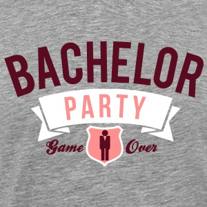 bachelor party Tee shirts - T-shirt Premium Homme