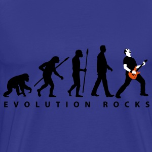 evolution_rocks_032012_b_3c T-Shirts - Men's Premium T-Shirt