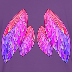 Dragonfly Fairy Wings T-Shirts - Men's Premium T-Shirt