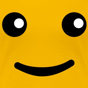 Lego smiley - Women's Premium T-Shirt
