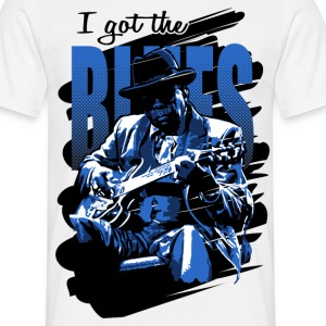The Blues - T-shirt Homme