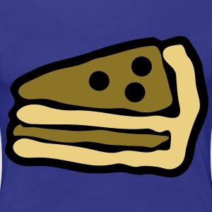 Pie Cake T-Shirts - Frauen Premium T-Shirt