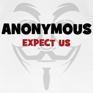 [IT] Anonymous T-shirt - Maglietta Premium da donna