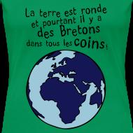 Motif ~ Tshirt breton dans tous les coins du monde