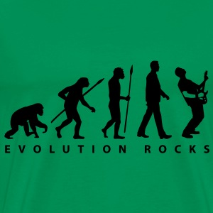 evolution_rocks_032012_k1c T-Shirts - Men's Premium T-Shirt