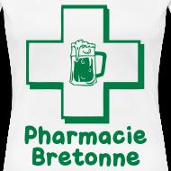 Motif ~ Tshirt homme c2b phamacie bretonne Femme