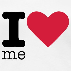 I Love Me T-Shirts - Frauen Premium T-Shirt