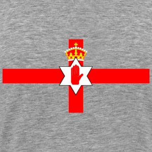 queensberry boxing northern ireland T-Shirts - Men's Premium T-Shirt
