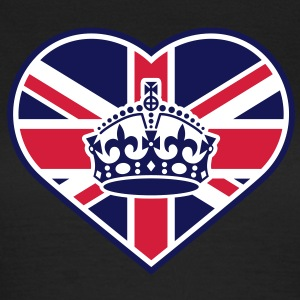 Love Crown Diamond Jubilee © T-Shirts - Koszulka damska