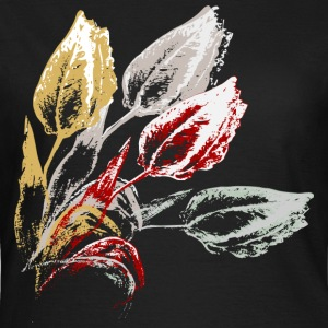 tulpenstrauss,Bouquet of tulips T-Shirts - Women's T-Shirt