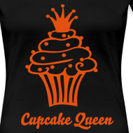 Ontwerp ~ Cupcake Queen Orange