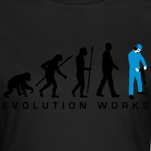 evolution_jackhammer_042012_a_3c T-Shirts - Frauen T-Shirt